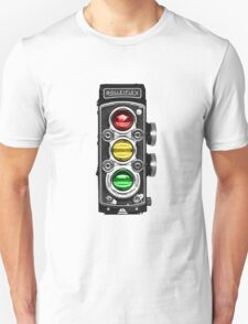 Traffic-rolley lights Unisex T-Shirt