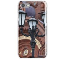 street lamp in the classical style iPhone Case/Skin