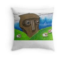 Do Androids Dream of Electric Sheep Throw Pillow