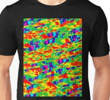 abstract is mine 6 Unisex T-Shirt