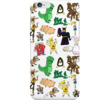 Toy Story collage iPhone Case/Skin