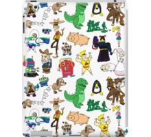 Toy Story collage iPad Case/Skin