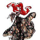 Flower Witch by asurocks
