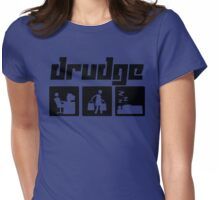 Drudge Womens Fitted T-Shirt