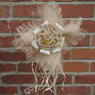 Hessian Bouquet - by Beryl by Francis Drake
