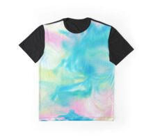 Rainbow storm Graphic T-Shirt