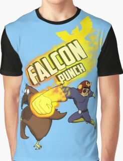 FALCON PUNCH! Graphic T-Shirt