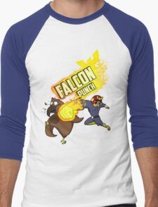 FALCON PUNCH! Men's Baseball ¾ T-Shirt