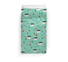 Countryside Pattern Duvet Cover