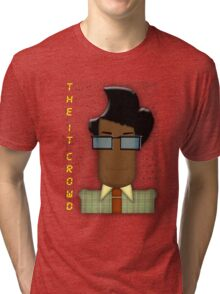 it crowd tee Tri-blend T-Shirt