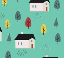 Countryside Pattern Sticker