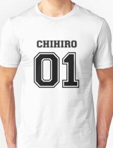Spirited Away - Chihiro Ogino Varsity Unisex T-Shirt