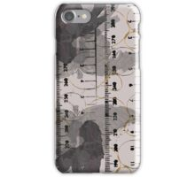 Finding Beauty iPhone Case/Skin