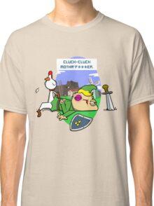 Cluck Cluck Motha' F***er.  Classic T-Shirt