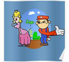 Princess Peach is in da' castle! Poster