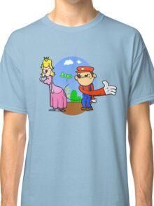 Princess Peach is in da' castle! Classic T-Shirt