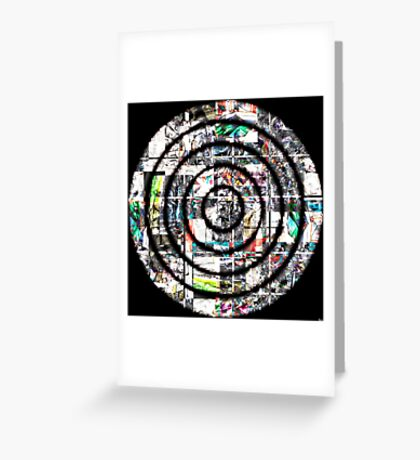 1766 Abstract Thought Greeting Card