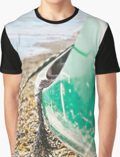 The Old Green Canoe Graphic T-Shirt