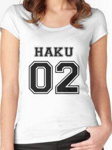 Spirited Away - Haku Varsity Women's Fitted Scoop T-Shirt