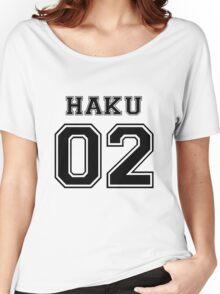 Spirited Away - Haku Varsity Women's Relaxed Fit T-Shirt