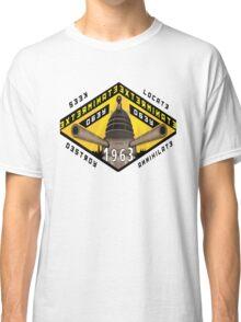 Battleship Dalek 1963 Classic T-Shirt