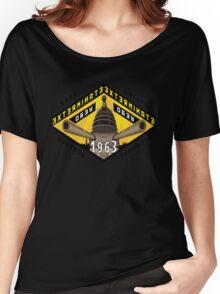 Battleship Dalek 1963 Women's Relaxed Fit T-Shirt