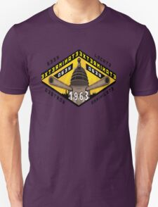 Battleship Dalek 1963 T-Shirt