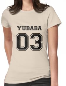 Spirited Away - Yubaba Varsity Womens Fitted T-Shirt