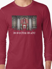 Dalek Pope XVII Long Sleeve T-Shirt