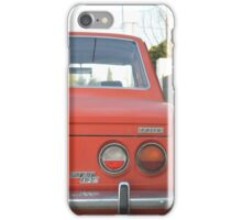 Fiat 128 Rally iPhone Case/Skin