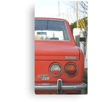 Fiat 128 Rally Canvas Print