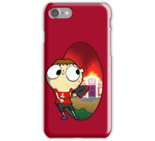 There's a new mayor in town. iPhone Case/Skin