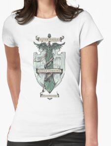 Dark Angels - Never forget, Never forgive Womens Fitted T-Shirt