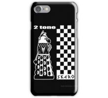 Two Tone Dalek iPhone Case/Skin