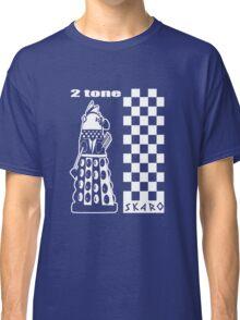 Two Tone Dalek Classic T-Shirt