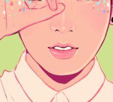 Stars in your eyes Sticker