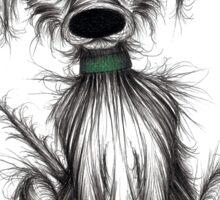 Happy Birthday dog Sticker