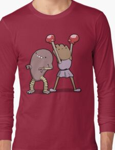 Number 106 and 107 Long Sleeve T-Shirt