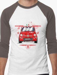 FIAT ABARTH 500 Men's Baseball ¾ T-Shirt