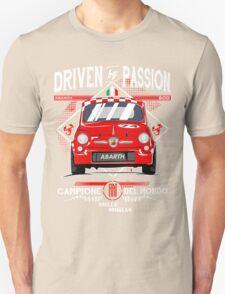 FIAT ABARTH 500 Unisex T-Shirt