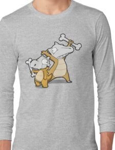 Number 104 and 105 Long Sleeve T-Shirt