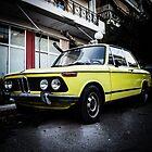 BMW 1602 by spapiemidoglou