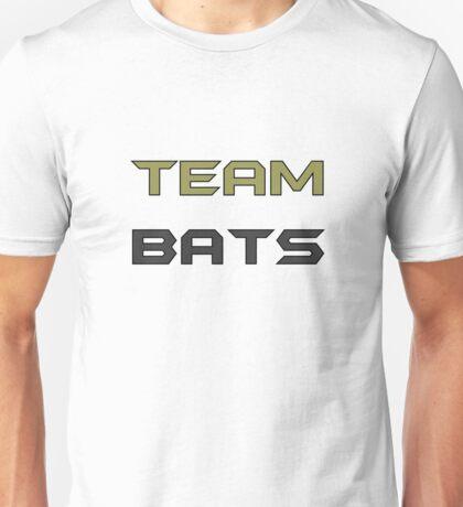 Team Bats Unisex T-Shirt