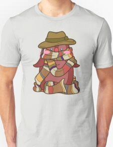 Fourth Doctor Penguin - Doctor Who Unisex T-Shirt