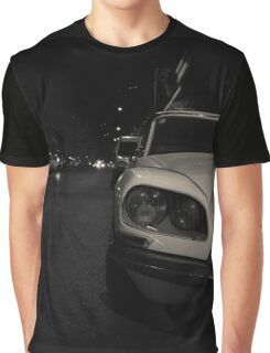 Citroen Ds Graphic T-Shirt