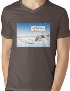 An Ood in Winter T-Shirt