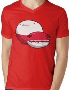 Number 100 and 101 Mens V-Neck T-Shirt