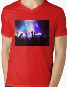 Rock Fest Mens V-Neck T-Shirt