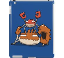 Number 98 and 99 iPad Case/Skin