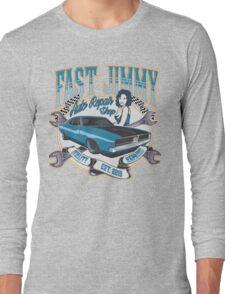 FAST JIMMY AUTO REPAIR SHOP Long Sleeve T-Shirt